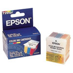 Epson S020049 Color Ink Cartridge (240 Pages)