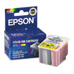 Epson S020097 Tri-Color Ink Cartridge (320 Pages)