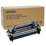 Epson S050010 Black Toner Cartridge (6k Pages)