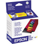 Epson S191089 Color Ink Cartridge (540 Pages)