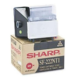 Sharp SF-222NT1 Black Toner Cartridge (8k Pages)