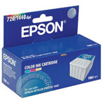 Epson T001011 Color Ink Cartridge (330 Pages)