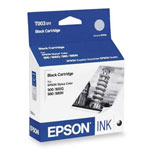 Epson T003011 Black Ink Cartridge (840 Pages)