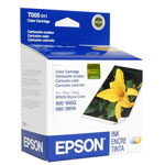 Epson T005011 Color Ink Cartridge (570 Pages)