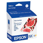 Epson T008201 Color Ink Cartridge (220 Pages)