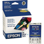 Epson T009201 5 Color Ink Cartridge (330 Pages)