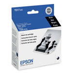 Epson T017201 Black Ink Cartridge (190 Pages)