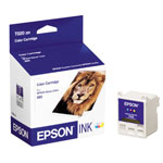 Epson T020201 Color Ink Cartridge (300 Pages)