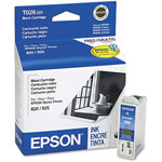 Epson T026201 Black Ink Cartridge (370 Pages)