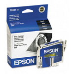 Epson T033120 Black Ink Cartridge (630 Pages)