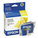 Epson T033420 Yellow Ink Cartridge (440 Pages)