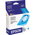 Epson T034220 Cyan Ink Cartridge (440 Pages)