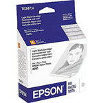 Epson T034720 Light Black Ink Cartridge (440 Pages)