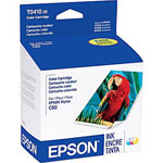 Epson T041020 Tri-Color Ink Cartridge (300 pages)