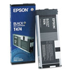 Epson T474011 Black Ink Cartridge