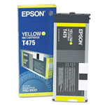 Epson T475011 Yellow Ink Cartridge (6.4k Pages)