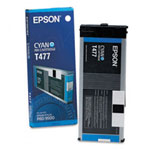 Epson T477011 Cyan Ink Cartridge (6.4k Pages)