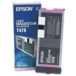 Epson T478011 Light Magenta Ink Cartridge (6.4k Pages)