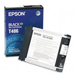 Epson T486011 Black Ink Cartridge (3.2k Pages)