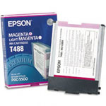 Epson T488011 Magenta/Light Magenta Ink Cartridge (3k Pages)