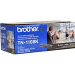 Brother TN110BK Black Toner Cartridge (2.5k Pages)
