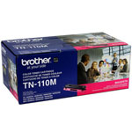Brother TN110M Magenta Toner Cartridge (1.5k Pages)
