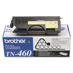 Brother TN460 Black High Yield Toner Cartridge (6k Pages)