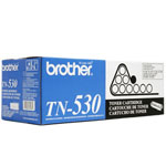 Brother TN530 Black Toner Cartridge (3.3k Pages)