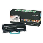 Lexmark X463H11G Black Toner Cartridge (9k Pages)