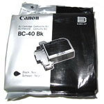 Canon F45-0141-450 BC40BK Black Ink Cartridge (1.5k Pages)
