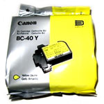 Canon F45-0171-400 BC40Y Yellow Ink Cartridge (1.5k Pages)
