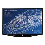 Sharp PNL705H Aquos Board Interactive Display - PNL705H