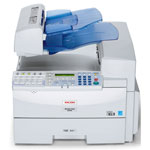 Ricoh 3320L Fax Machine, Fax 3320L @ 15-ppm Print Speed