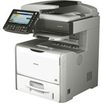 Ricoh Aficio SP-5200S Copier, Printer, Scan, Fax
