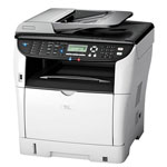 Ricoh Aficio SP-3510SF Black & White Copier, Printer, Scan, Fax