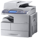 Samsung SCX-6545N Copier w/ 100 Sheet Reverse Feeder