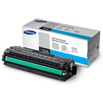 Samsung CLT-C506S Cyan Toner Cartridge (1.5k Pages)