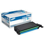 Samsung CLT-C508L Cyan High Yield Toner Cartridge (4k Pages)