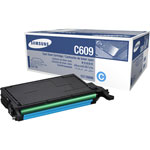 Samsung CLT-C609S Cyan Toner Cartridge (7k Pages)