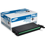 Samsung CLT-K508L Black High Yield Toner Cartridge (5k Pages)