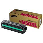 Samsung CLT-M505L Magenta Toner Cartridge (3.5k Pages)