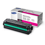 Samsung CLT-M506L Magenta High Yield Toner Cartridge (3.5k Pages)