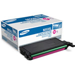 Samsung CLT-M508L Magenta High Yield Toner Cartridge (4k Pages)