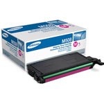Samsung CLT-M508S Magenta Toner Cartridge (2k Pages)