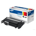 Samsung CLT-P407B Black Dual Pack Toner Cartridge (1.5k Pages Each)