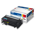 Samsung CLT-P407C Value Pack Toner Cartridge