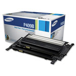 Samsung CLT-P409B Black Dual Pack Toner Cartridge (1.5k Pages Each)