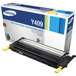 Samsung CLT-Y409S Yellow Toner Cartridge (1k Pages)