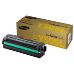 Samsung CLT-Y505L Yellow Toner Cartridge (3.5k Pages)
