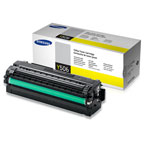 Samsung CLT-Y506L Yellow High Yield Toner Cartridge (3.5k Pages)
